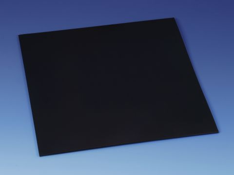 "12"" Cardboard Jackets - Black (No Holes)"