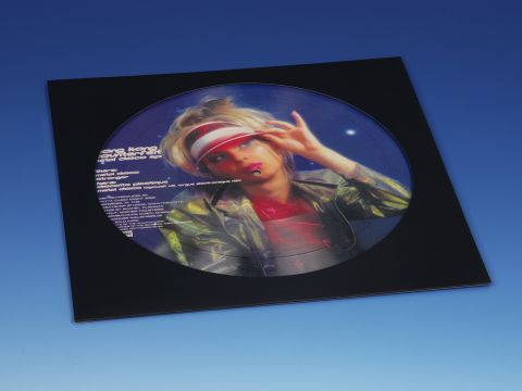Cardboard Jackets For Picture Disc LPs