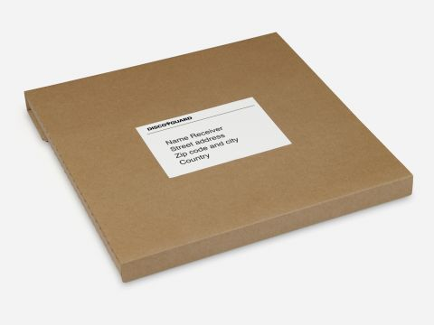 """12"""" Record Mailers - 1-6 LPs"""