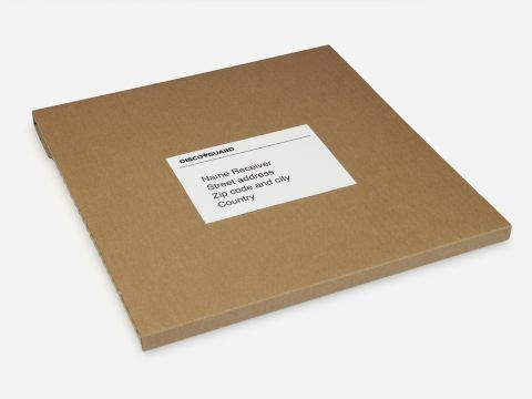 """12"""" Record Mailers - 1-3 LPs"""