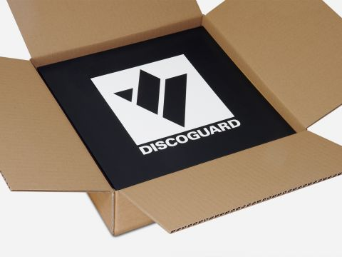Shipping Boxes For 20 - 25 LPs