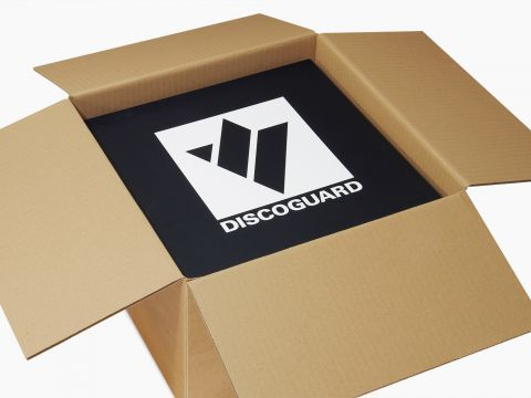 Shipping Boxes For 40 - 50 LPs