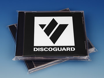 CD Sleeves for Jewel Cases with Flap