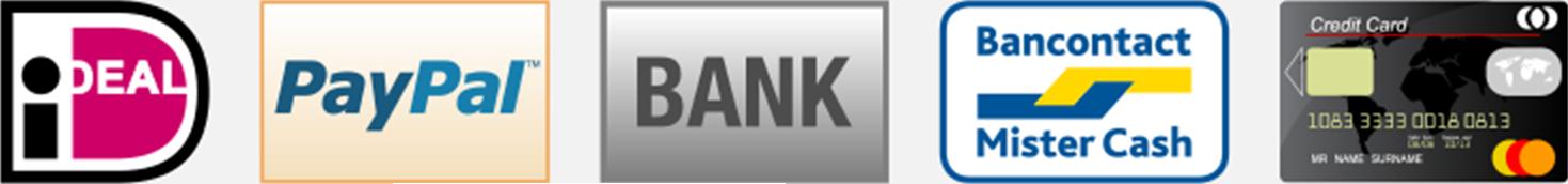 Ideal|PayPal|Bank|MisterCash|CreditCard